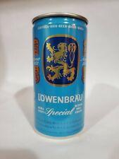 LOWENBRAU SPECIAL ALUMINUM PULL TAB BEER CAN OCOC PANAMA