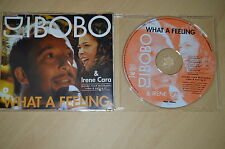 Dj BOBO & Irene Cara - What a Feeling. 5 tracks + video. CD-Maxi (CP1706)