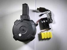 BATTLEAXE M4 2000 rds Electric shells Magazine for Marui Airsoft AEG M4 JA G&P