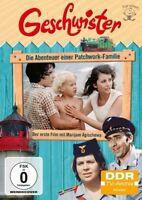 GESCHWISTER - DIE ABENTEUER EINER PATCHWORK-FAMILIE  DVD NEU