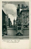 Ansichtskarte Darmstadt Bismarckdenkmal 1940 (Nr.9153)
