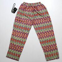 Indian Ethnic Yoga Pant Alibaba Harem Gypsy Bohemian Knickerbockers Trouser