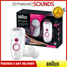 Braun Silk Epil 5 Power 5-329 Epilator with Facial Brush, Ladies Shaver