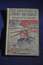 1917 The Adventures of Jerry Muskrat