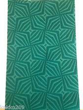 Tappeto cucina passatoia a metro h 50  verde 3d geometrico design moderno lavell