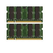 8GB 2x4GB PC2-6400 DDR2-800 SODIMM Memory for Toshiba Satellite L505-S6946