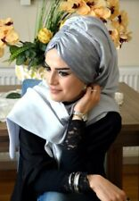 Praktisch Schal Kopftuch Tokali Türban Esarp Sal Tesettür Hijab Khimar 203