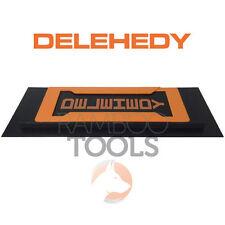 """Delehedy 14"""" foam backed plastic trowel blade"""