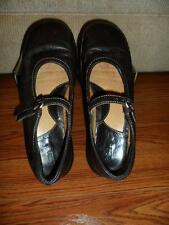 Born Women's Brown Leather Mary Jane Loafer Mules Flats Shoe Size 11 / 43 M/W