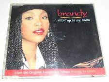 BRANDY - SITTIN' UP IN MY ROOM - 1996 CD SINGLE