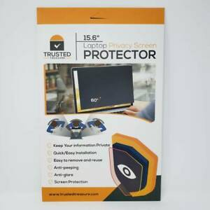 Laptop Computer Privacy Screen Protector for 15.6 inch Screens, Protect Your Pri