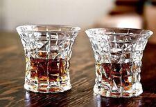 Whiskey Glass Gift Set Bar Highball Drinkware Dining Liquor Set of 2 Beverage