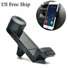 Universal Car Air Vent Mount Holder Cradle Stand Bracket For Cell Phone 6s 7 8 X