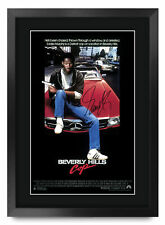Beverly Hills Cop Eddie Murphy Printed A3 Poster Signed Picture for Movie Fans