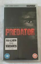 Predator (UMD, 2005) PSP. used. Good condition