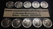 @NUMISMATICA BILBAO@ 10 PESETAS 1998 JUAN CARLOS I KM#1012 NICKEL ESPAÑA SC