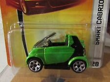 Matchbox Smart Cabrio Metro Rides Green