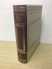 80158 Enciclopedia - Vocabolario della lingua Italiana Vol II (D-L) - Treccani