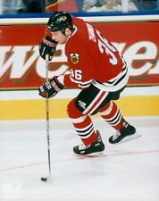 Alex Zhamnov Chicago Blackhawks Licensed Unsigned Glossy 8x10 Photo (B)