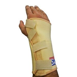 Right Left Hand Carpal Tunnel Wrist Brace Support Sprain Splint Straps S ML XL N