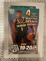 19/20 PANINI MOSAIC NBA BASKETBALL HANGER BOX BRAND NEW FACTORY SEALED ✅