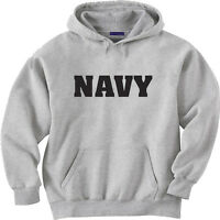 US Navy hooded sweatshirt hoodie Men's sweater United States Navy shirt USN