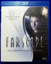 Farscape: Season 1 5 Disc Set [Blu-ray] Excellent Condition