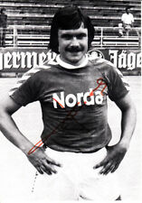 Hartmut Konschal Werder Bremen Eintracht Braunschweig FC Freiburg