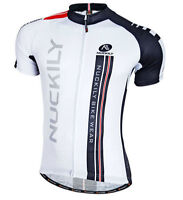 Casual Men's Road Bike Team Cycling Short Sleeve Jersey Tops Bicycle T-Shirt