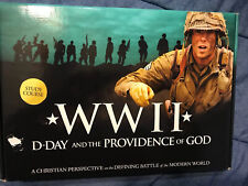 WWII D-Day and the Providence of God Study Course DVD Set Study Guide MP3 CD