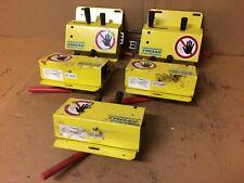 Lot of 5 Troax Manual Safety Locks 00028444