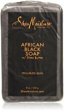 Shea Moisture African Black Soap Bar Acne Prone & Troubled Skin