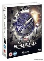 MARVEL'S AGENTS OF S.H.I.E.L.D. Season 5 [Blu-ray] Shield Limited Ed Digipak Box