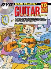 10 Easy Lessons Teach Yourself Guitar for Young Beginners - Same Day P+P