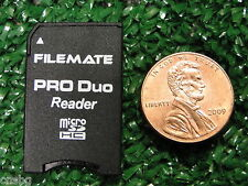 NEW! Micro SD / Micro SDHC to Memory Stick MS Pro Duo Adapter. USA Seller!
