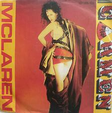 "7"" 1984! Malcolm McLaren: Carmen // VG + + \ \"