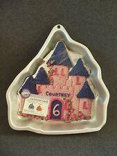 Wilton Enchanted Castle Princess Knight Sand Cake Pan 1998 - 2105-2031