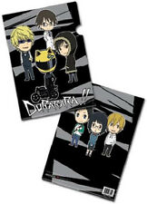 *NEW* Durarara!! Group Pack of 5 File Folder
