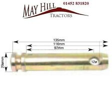 FORDSON,FORD,DAVID BROWN TOP LINK PIN CAT 2 (97mm)