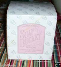 Vintage Revlon Body Jontue & Charlie Guest Fragrant Silk Soap By The Bucket Htf