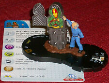 MISTER MIRACLE AND OBERON #054 #54 Brave the Bold HeroClix Super Rare