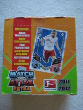 10 FAN FAVORIT SILBER & BRONZE Match Attax Extra 11/12, Cards / Karten aussuchen