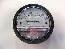 """Dwyer 2001 Magnehelic 0-1.00"""" w.c. H2O Pressure Gauge NEW NIB Magnahelic gage"""