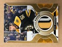 2017-18 Upper Deck Game Jersey Patches Series One or Series Two Pick From List