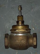 "1-1/2"" Honeywell (V5011C 1334) Brass Control Valve"