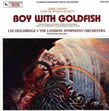 BOY WITH GOLDFISH LEE HOLDRIDGE LONDON SYMPHONY ORCHESTRA GATEFOLD