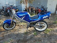 kawasaki zxr 250 wrecking all parts available  (this action is for one bolt only