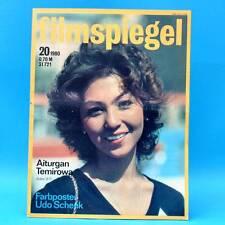 DDR Filmspiegel 20/1980 Al Pacino Katharine Hepburn Annie Girardot Udo Schenk A