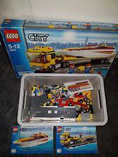 LEGO Power Boat trasportatore 4643