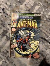Marvel Premiere Vol 1 #47 (1979) The Astonishing Ant-Man! 1st Ant-Man/Scott Lang